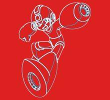 Megaman Neon Kids Clothes