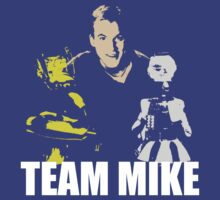 MST3K Team Mike by LiamNeesons