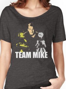 MST3K Team Mike Women's Relaxed Fit T-Shirt