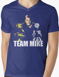MST3K Team Mike Mens V-Neck T-Shirt