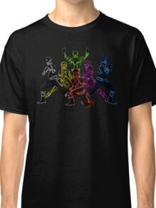 Power Rangers Neon Classic T-Shirt