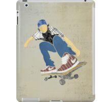 Skateboard 1 iPad Case/Skin