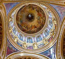 Church Dome by Pravine Chester