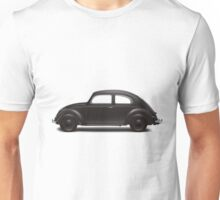 1938 KdF Wagen - Side Profile View Unisex T-Shirt