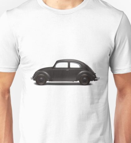1938 KdF Wagen - Side Profile View Unisex T-Shirt