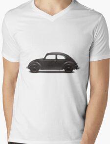 1938 KdF Wagen - Side Profile View Mens V-Neck T-Shirt