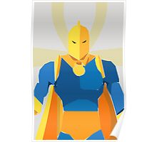 Dr. Fate Poster