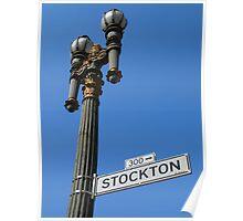 Stockton Poster