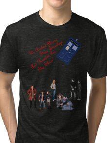 Come Sail Away Tri-blend T-Shirt