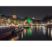 Colors of Strasbourg Photographic Print