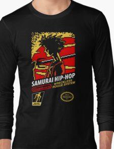 Samurai Hip-Hop Long Sleeve T-Shirt