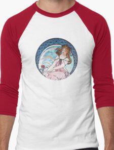 Vintage MUCHA Art Goddess T-Shirt