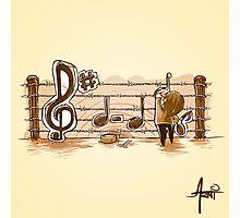 Make Music Photographic Print