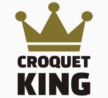 Croquet king champion by Designzz