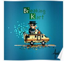 Breaking Kart Poster