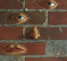 Urban Face by FrankWermuth