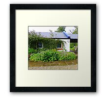 An Irish Cottage Framed Print