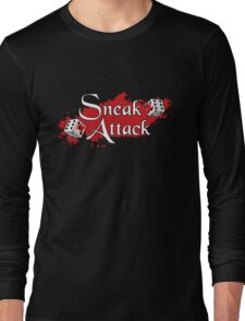 Sneak Attack Long Sleeve T-Shirt