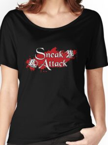 Sneak Attack Women's Relaxed Fit T-Shirt