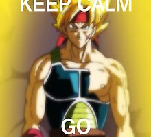 Don't Keep Calm, Go Super Saiyan (10) by LagrangeMulti