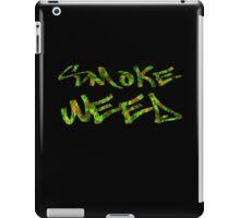 Smoke Weed (Weed Window) iPad Case/Skin