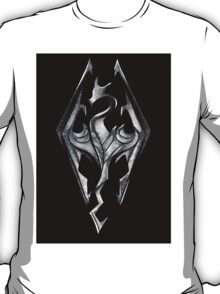 Skyrim Fan Shirt T-Shirt