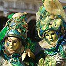 Venice Carnival 5 by annalisa bianchetti