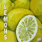 Lemons by Sonja Peacock