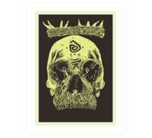 You know Carcosa? Art Print