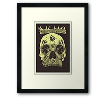 You know Carcosa? Framed Print
