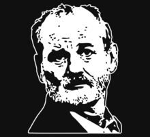 Bill Murray III by DesignDesign