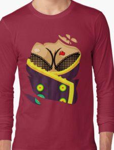 Moxxi - Purple Long Sleeve T-Shirt