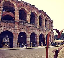 The Arena, Verona by styles