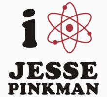 I Love Jesse Pinkman by DesignDesign