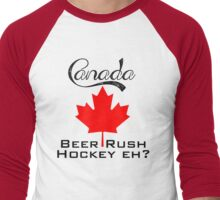 Canada! Men's Baseball ¾ T-Shirt