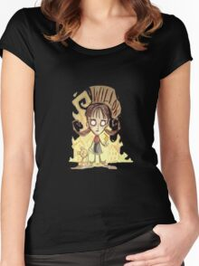 Don't Starve - Willow Women's Fitted Scoop T-Shirt