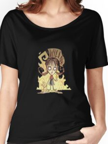 Don't Starve - Willow Women's Relaxed Fit T-Shirt