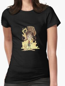 Don't Starve - Willow Womens Fitted T-Shirt