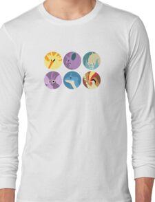 Twitch Plays Pokemon Long Sleeve T-Shirt