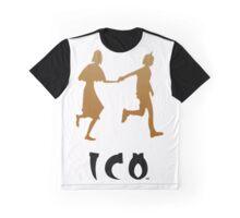 ICO TSHIRT · ICO & YORDA original colors Graphic T-Shirt