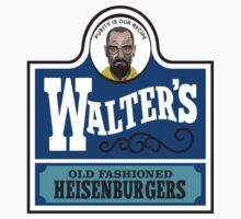 Old Fashioned Heisenburgers by LukeMorgan42