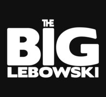 The Big Lebowski Gold by DesignDesign
