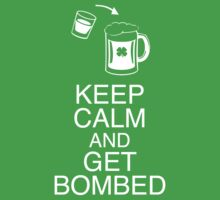 Keep Calm and Get Bombed by GrimaceGraphics