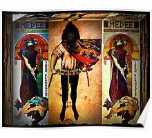 medea my dear where art thou now Poster