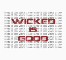 Wicked is Good Kids Clothes