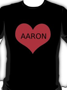 AARON CARPENTER T-Shirt