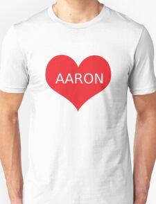AARON CARPENTER T-Shirt