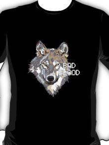 Wolf Bad Blood // Bastille Tshirt T-Shirt
