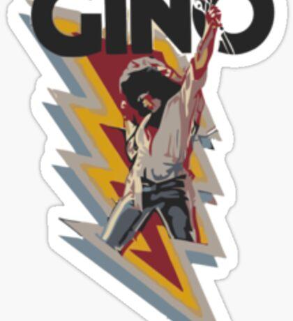 THE GINO Sticker
