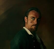Captain Flint by LindaMarieAnson
